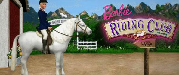Barbie Adventure: Riding Club - Choose your favorite variety of horse to ride and head off to explore a beautiful virtual world in Barbie Adventure: Riding Club!