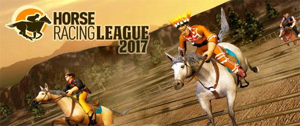 Horse Racing League 2017 - Play this delightful horse racing game that will have you truly immersed for countless hours.