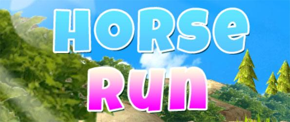 Horse Run - Take your horse out for a run in this addicting game that doesn't disappoint.