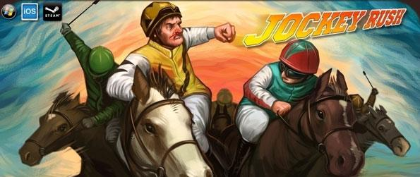 Jockey Rush - Play as an up-and-coming jockey and strive to become the best rider around in Jockey Rush!