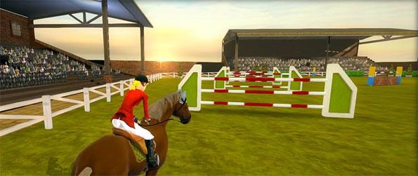 Jumping Horses Champions 2 - Experience the thrill of competitive show jumping backed with an immersive environment with Jumping Horses Champions 2!