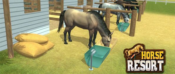 HorseLand Resort - Take care of your personal horse in HorseLand Resort.