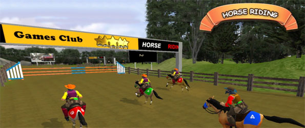 Horse Riding: Simulator 2 - Get hooked on this exceptional horse riding game that you won't be able to get enough of.