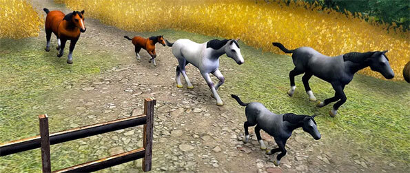 Horse Stable - Manage your very own horse stable in this exceptional game that promises hours upon hours of enjoyment.