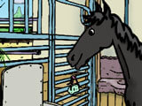 My Pony Stables: At the stables