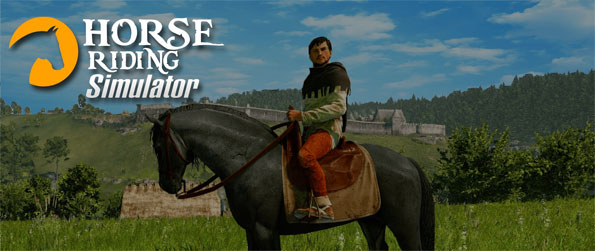 Virtual Wild Horse Family Simulator - Ride around the world on your horse in this exciting horse game that doesn't disappoint.