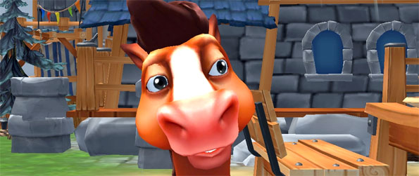 My Talking Horse - Play this exceptional pet simulation game that'll have you hooked for hours upon hours.