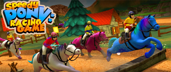 Speed Pony: Racing Game - Get hooked on this delightful mobile based horse racing game that doesn't cease to impress.