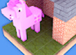 My Craft Horse Stables game