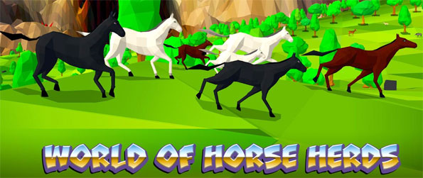 World of Horse Herds - Enjoy this phenomenal horse game that truly is unlike any other that this genre has to offer.