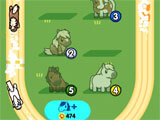 Idle Horse Racing gameplay