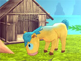 Horse – Pet Memory Game gameplay
