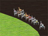 Off and Pacing: Horse Racing intense horse racing