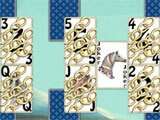 Solitaire Horse Game: Cards gameplay