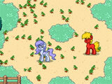 Pony Town gameplay