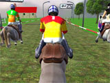 Derby Racing Horse Game gameplay