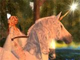 Magical Horse in Second Life