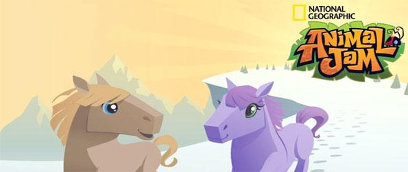 Animal Jam - Come and join in this wonderful world of horses and exploration, brought to you by National Geographic.
