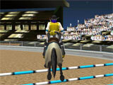 Offroad Horse Racing 3D gameplay
