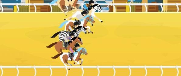 HorseAcademy - Train and breed horses to be the best in this free Facebook Horse Game.