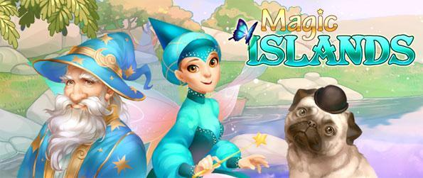Magic Islands - Embark on a magical journey in this amazing simulation game full of mystery and fun.