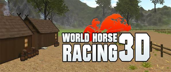 World Horse Racing 3D - Join a horse race with full 3D animation in World Horse Racing 3D!