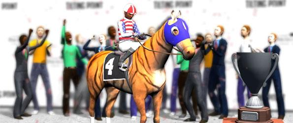 Photo Finish Horse Racing - Enjoy this awesome horse racing game that's sure to deliver a thrilling experience.