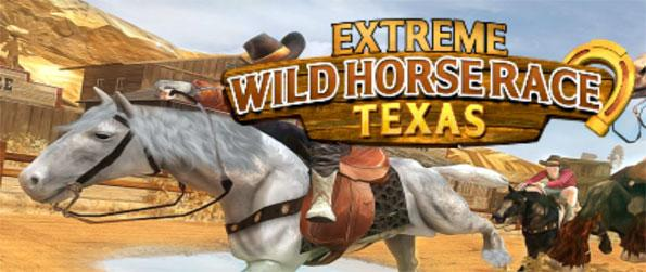 Extreme Wild Horse Race Texas - Ride your horses like the wind in this epic horse racing game.
