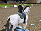 Dressage in Let's Ride: Riding Star