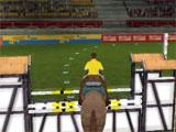 Show jumping in Let's Ride: Riding Star