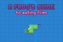 A Frog's Guide to Eating Flies thumb