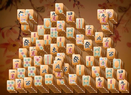 Find Fun Levels in Mahjong Diamonds