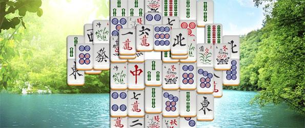 Mahjong: Epic Tiles - Enjoy over 400 unique game boards in this amazing Mahjong collection!