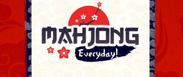 Mahjong Everyday - Challenge yourself by trying to beat your own top score.
