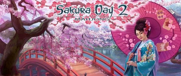 Sakura Day 2 Mahjong - Play this addicting mahjong game that's loaded with hours upon hours of enjoyment.