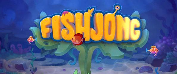 Fishjong - Enjoy this exciting mahjong game that comes with a refreshing thematic twist.