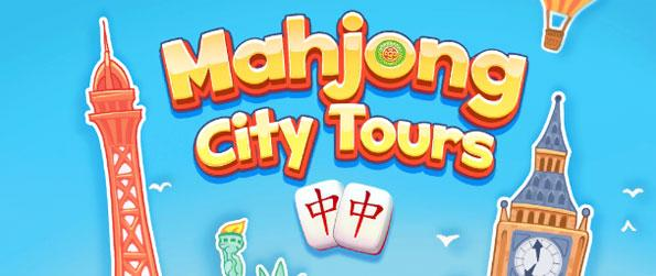 Mahjong City Tours - Tour the biggest cities in the world.