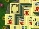 Welcome to the garden in Dragon King Mahjong