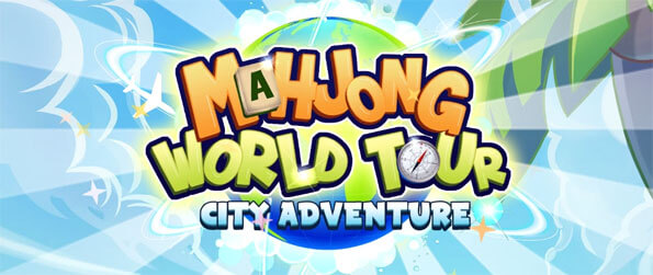 Mahjong World Tour - Travel to many exotic locations in this incredible mahjong game that doesn't disappoint.