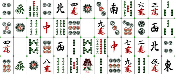 Mahjong Connect - Enjoy this simple and straightforward mahjong game that's perfect for players who have some time to kill while on the go.