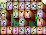 Enchanted Mahjong challenging level