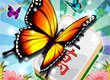 Mahjong Gardens: Butterfly World game