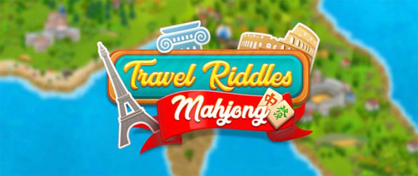 Travel Riddles: Mahjong - Enjoy this epic mahjong game that's going to take you on a memorable journey across Europe.