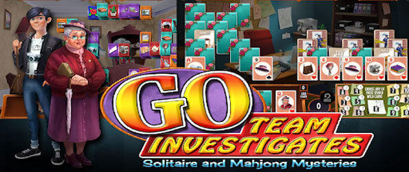Go Team Investigates: Solitaire and Mahjong Mysteries - Enjoy this delightful game that seamlessly brings together the elements of two insanely popular genres.