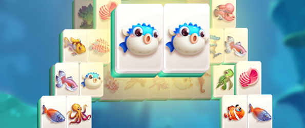 Mahjong Solitaire Fish - Enjoy this exciting mahjong game that you'll be able to play for hours upon hours in the comfort of your mobile device.