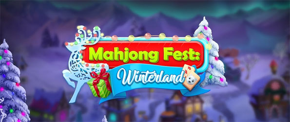 Mahjong Fest: Winterland - Enjoy this highly addicting mahjong game that you won't be able to get enough of.
