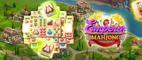 Emperor of Mahjong - Enjoy this incredibly creative mahjong game that's quite unlike any other out there.