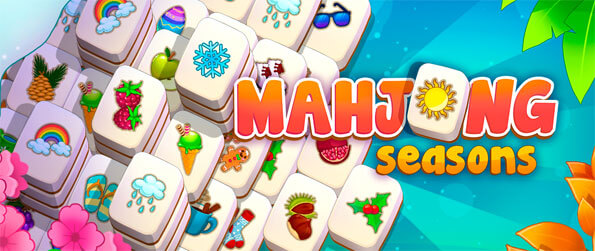 Mahjong Seasons - Enjoy this captivating mahjong game that you can enjoy in the comfort of your phone for countless hours.