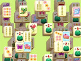 Mahjong Spring Flower Garden gameplay