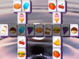 Mahjong Solitaire Match - Food Themed Tiles